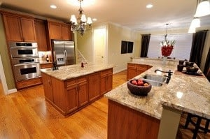 custom kitchen design in Loves Park, IL and WI