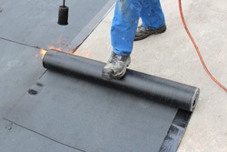 Residential and commercial flat roofs in IL and WI