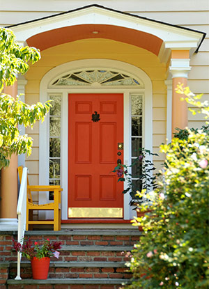 replacement door installation in Illinois and Wisconsin